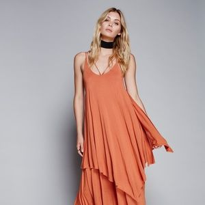 Free People BEACH Jersey Dress